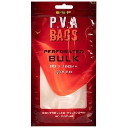 Worki E-S-P PVA Perforated - Bulk 80x160mm
