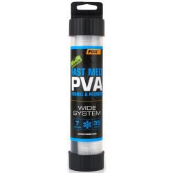 Zestaw PVA Mesh System - FAST 7m // Wide 35mm