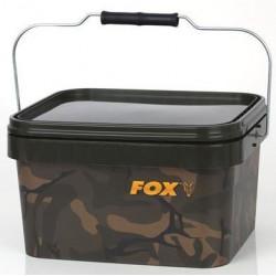 Wiadro Fox Camo Square Carp