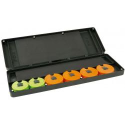 Organizer na przypony Fox F-BOX Magnetic Disc & Rig Box System