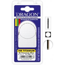 Dragon HM-Titanium Wire