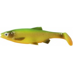 Savage Gear 3D Roach Paddle Tail 7.5cm - Firetiger