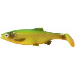 Savage Gear 3D Roach Paddle Tail 7.5cm - Firetiger