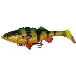Savage Gear 4D Perch Shad 12.5cm - 02-Firetiger