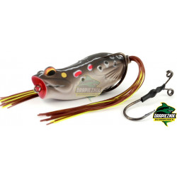Savage Gear 3D Pop Frog 7.0cm - Brown