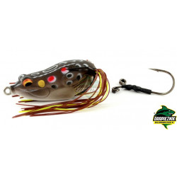 Savage Gear 3D Walk Frog 7cm - Brown