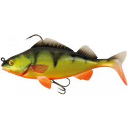 Fox Rage Replicant Realistic Perch 10cm - Super Natural Hot Perch