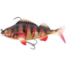Fox Rage Replicant Realistic Perch 10cm - Super Natural Wounded Perch