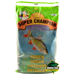 Zanęta Marcel Van Den Eynde 1kg - Super Champion Roach Black