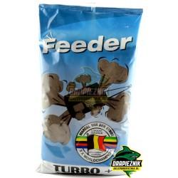 Zanęta Marcel Van Den Eynde 1kg - Feeder Turbo+ Black