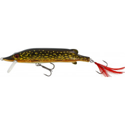 Westin Mike The Pike Crankbait 14cm - Metal Pike