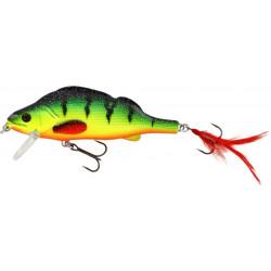 Westin Percy The Perch Crankbait 10cm - Fancy Firetiger