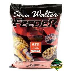Maros Serie Walter Feeder 2kg - Red