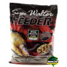 Maros Serie Walter Feeder 2kg - Big Black