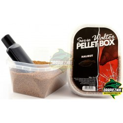 Maros Serie Walter Pellet Box 500g+75ml - Halibut