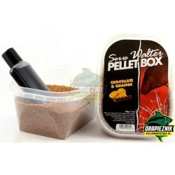 Maros Serie Walter Pellet Box 500g+75ml - Chocolate & Orange