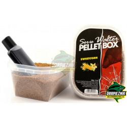 Maros Serie Walter Pellet Box 500g+75ml - Sweetcorn