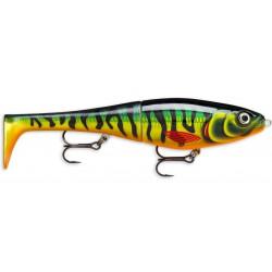 Rapala X-Rap Peto Hybryda 20cm - HTIP / Hot Tiger Pike