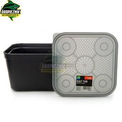 Pudełko na przynęty Preston Bait Tub 1.8 litra - 15.8x15.8x10.6cm