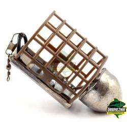 Koszyk Nisa Plastic River Rocket Feeder - Small