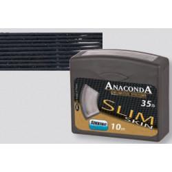 Materiał przyponowy Anaconda Slim Skin 10m
