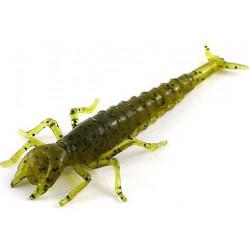 "FishUp Diving Bug 2"" - 074 Green Pumpkin Seed"