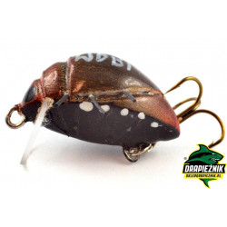 Wobler Wobi Smużak - Żuk brązowy // kropki
