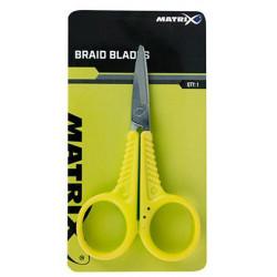 Nożyczki Matrix Braid Blades