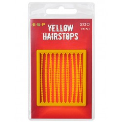 Stopery ESP Yellow Hairstops - Small