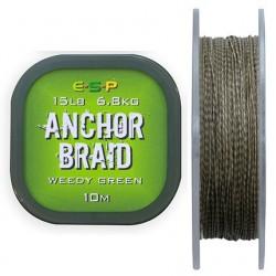 Anchor Braid ESP 10m - 15lb Weedy Green