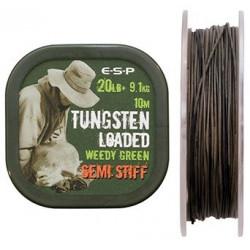 Tungsten Loaded ESP 10m Semi Stiff - Weedy Green