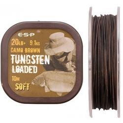 Tungsten Loaded ESP 10m Soft - Camo Brown
