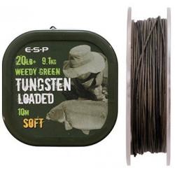 Tungsten Loaded ESP 10m Soft - Weedy Green