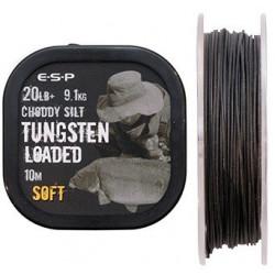 Tungsten Loaded ESP 10m Soft - Choddy Silt