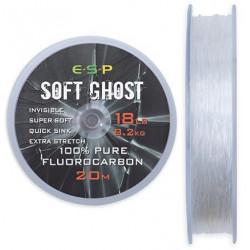 Soft Ghost Fluorocarbon ESP 20m - 18lb