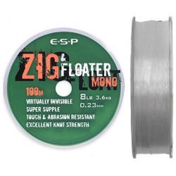 Zig & Floater Mono ESP 100m