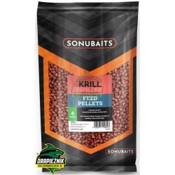 Sonubaits Feed Pellets 4mm - Krill // Krylowy