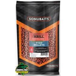 Sonubaits Feed Pellets 6mm - Krill // Krylowy