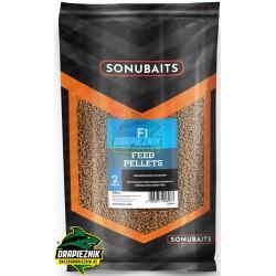 Sonubaits Feed Pellets 2mm - F1