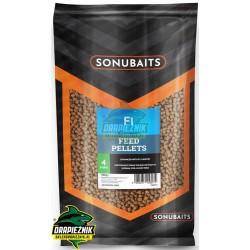 Sonubaits Feed Pellets 4mm - F1