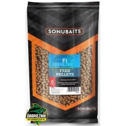 Sonubaits Feed Pellets 6mm - F1