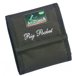 Portfel na przypony Anaconda Rig Pocket