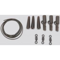 Zestaw Anaconda Safety Lead Clip Power Pack