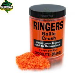 Ringers Boilie Chocolate Crush - ORANGE