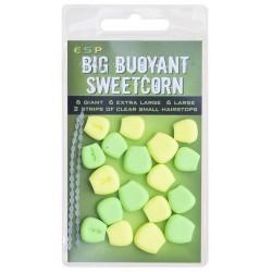 Sztuczna kukurydza E-S-P Big Sweetcorn - ZIELONA I ŻÓŁTA