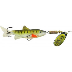 DAM EFFZETT Minnow roz. 1 - Yellow/Black