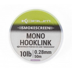 Żyłka Korum Smokescreen Mono Hooklink 50m