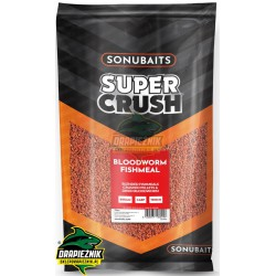 Sonubaits Supercrush - Bloodworm Groundbait