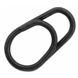 Kółka łącznikowe Gurza EGG Split Rings BK