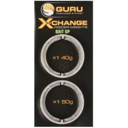Zapasowe obciążenie Guru X-Change Feeder Weights - BAIT UP 40+50g